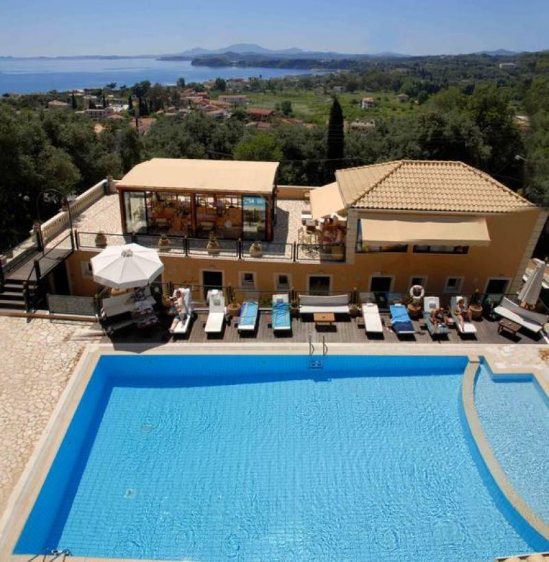 Appartementen San Marco Villas - Ypsos - Corfu